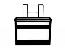 Atlanta-sharp-series-half-premium-shelving-bar-rental-01